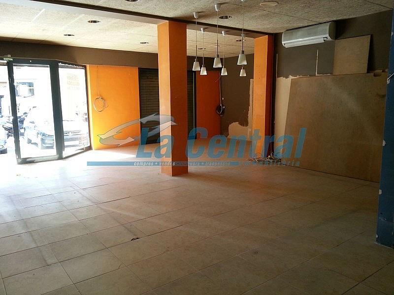 20151008_123715 - Local comercial en alquiler opción compra en calle Verges Pauli, Tortosa - 218623435