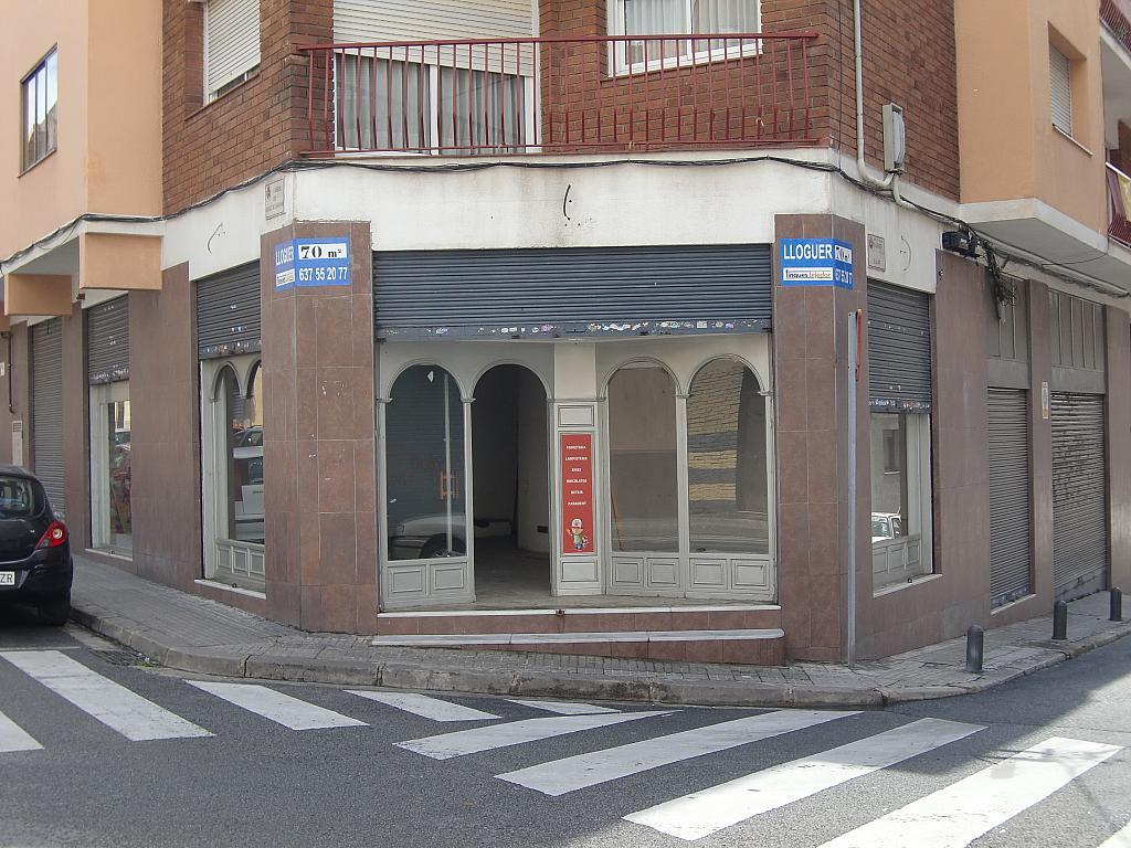 Local en alquiler en calle Aloy, Centro en Santa Coloma de Gramanet - 326666535