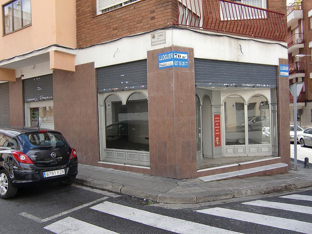 Local en alquiler en calle Aloy, Centro en Santa Coloma de Gramanet - 326666558