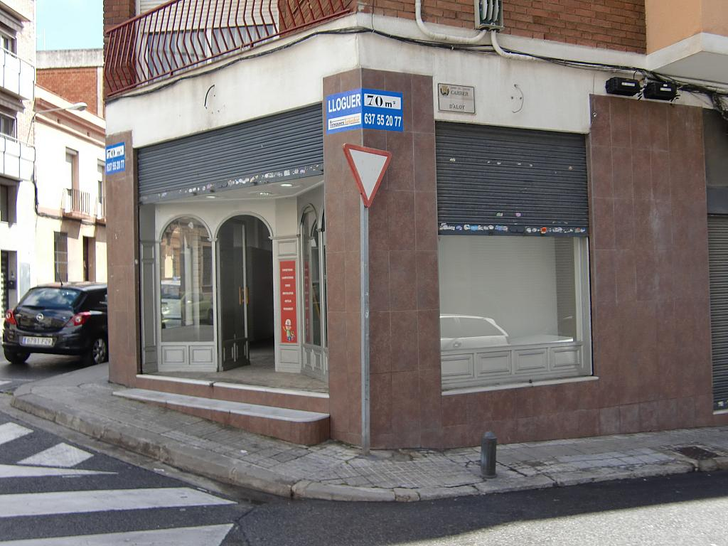 Local en alquiler en calle Aloy, Centro en Santa Coloma de Gramanet - 326666561