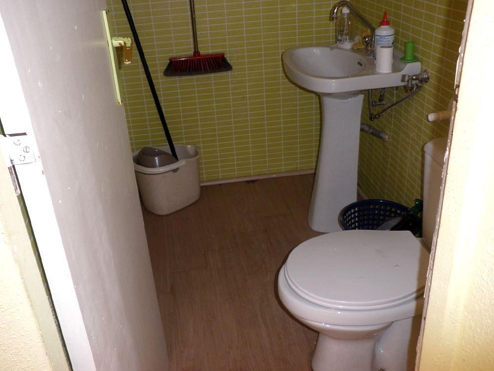 Baño - Local comercial en alquiler en Centro en Fuenlabrada - 293132645