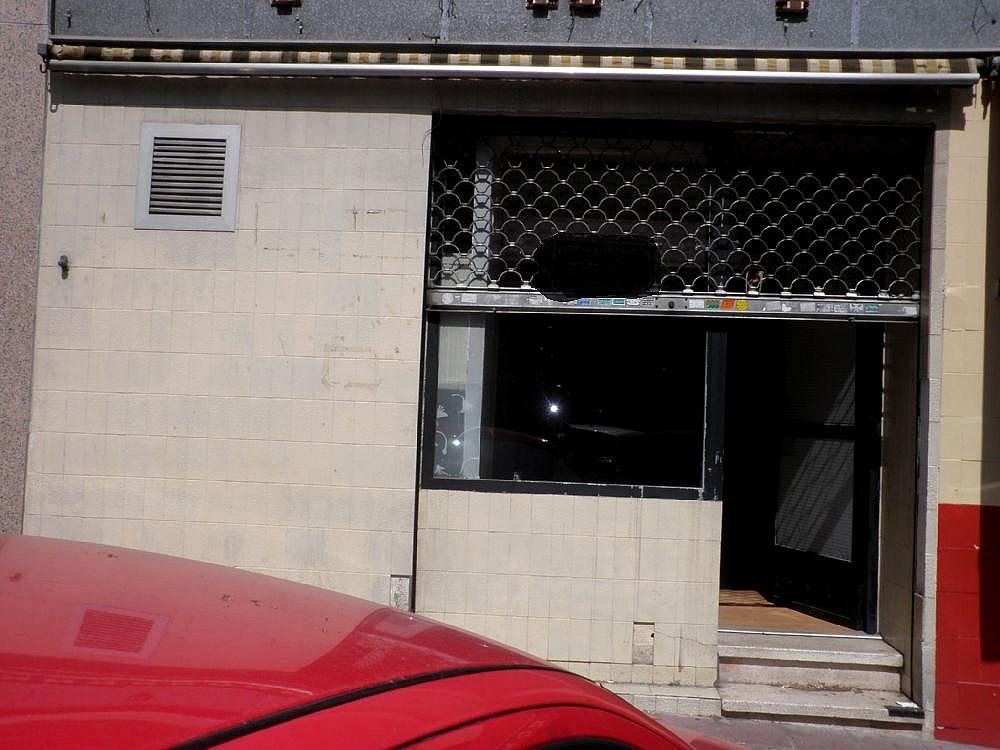Fachada - Local comercial en alquiler en Centro en Fuenlabrada - 293132655