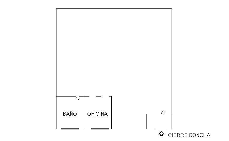 Plano - Local comercial en alquiler en Centro en Fuenlabrada - 293132656