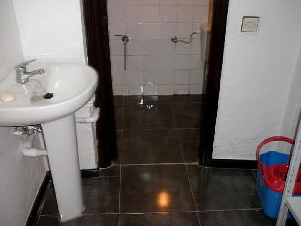 Baño - Local comercial en alquiler en Fuenlabrada - 167846236
