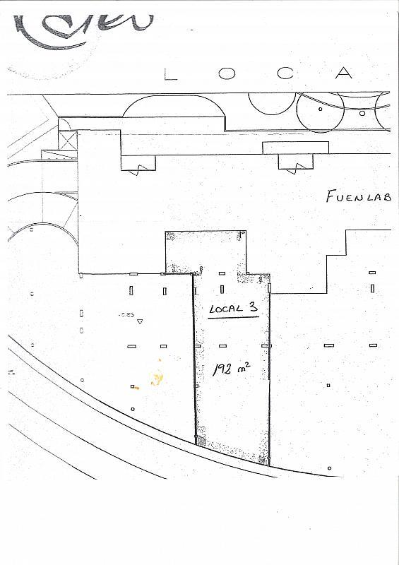 Fachada - Local comercial en alquiler en Fuenlabrada - 177341598