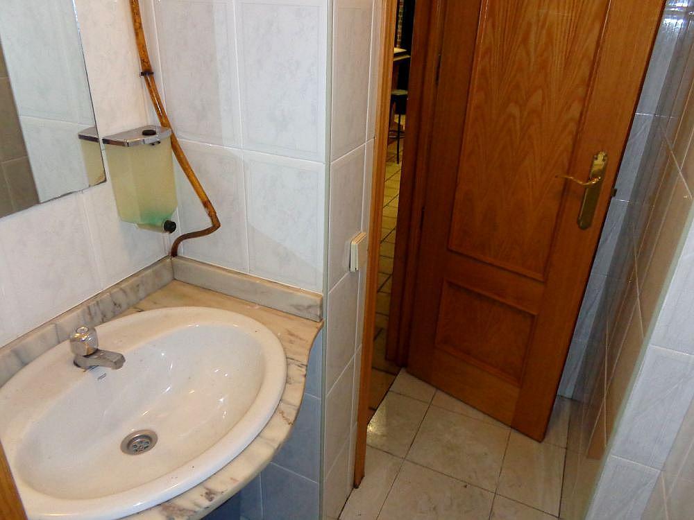 Baño - Local comercial en alquiler en El Naranjo-La Serna en Fuenlabrada - 238792623