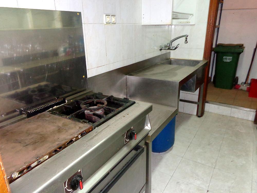 Cocina - Local comercial en alquiler en El Naranjo-La Serna en Fuenlabrada - 238792665