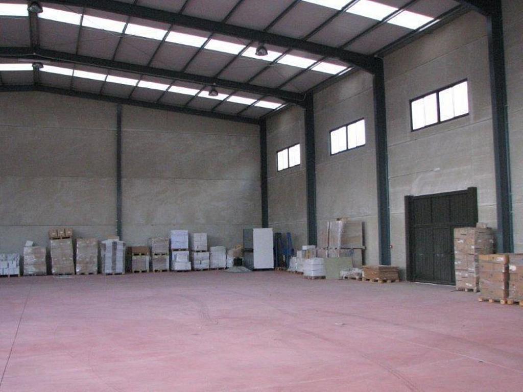 Nave industrial en alquiler en Padrón - 355310801