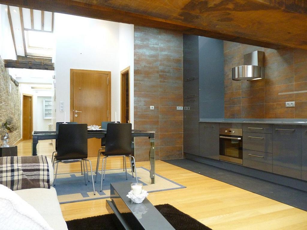 Ático en alquiler en Santiago de Compostela - 324803531