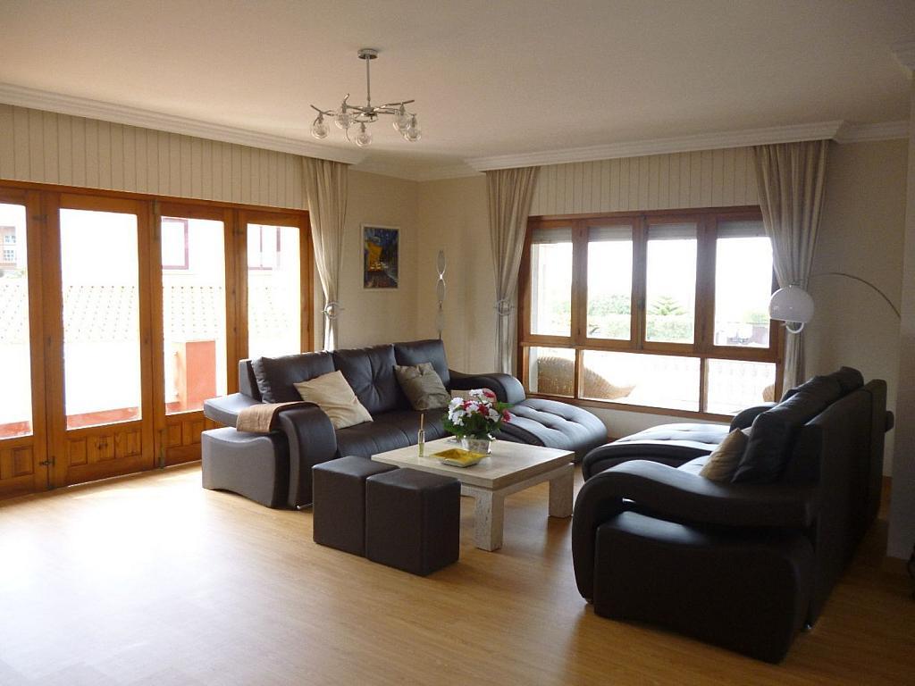 Casa en alquiler en Noalla en Sanxenxo - 355320269