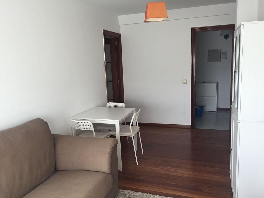 Piso en alquiler en calle De García Prieto, Santiago de Compostela - 329113234
