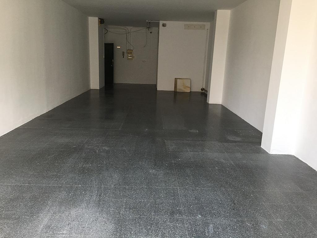 Plano - Local en alquiler en calle Pujades, El Poblenou en Barcelona - 314544104