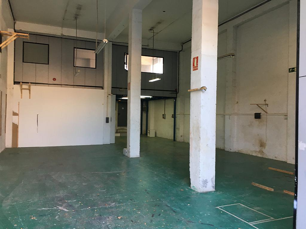 Plano - Local en alquiler en calle Cristobal de Moura, Provençals del Poblenou en Barcelona - 326245192