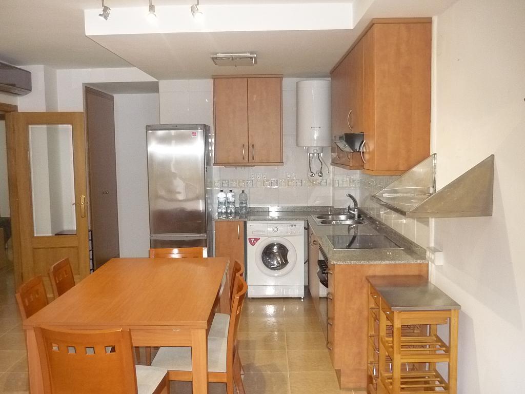 Piso en alquiler en calle Alcalde Damaso Vidal, Vall d´Alba - 318897750