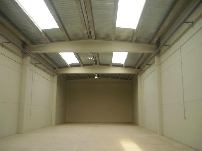 Nave industrial en alquiler en polígono Caseta Blanca, Vall d´Alba - 113797954