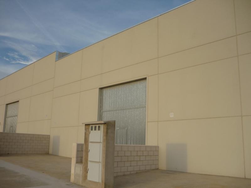 Nave industrial en alquiler en polígono Caseta Blanca, Vall d´Alba - 113797958