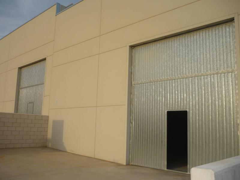 Nave industrial en alquiler en polígono Caseta Blanca, Vall d´Alba - 113797959