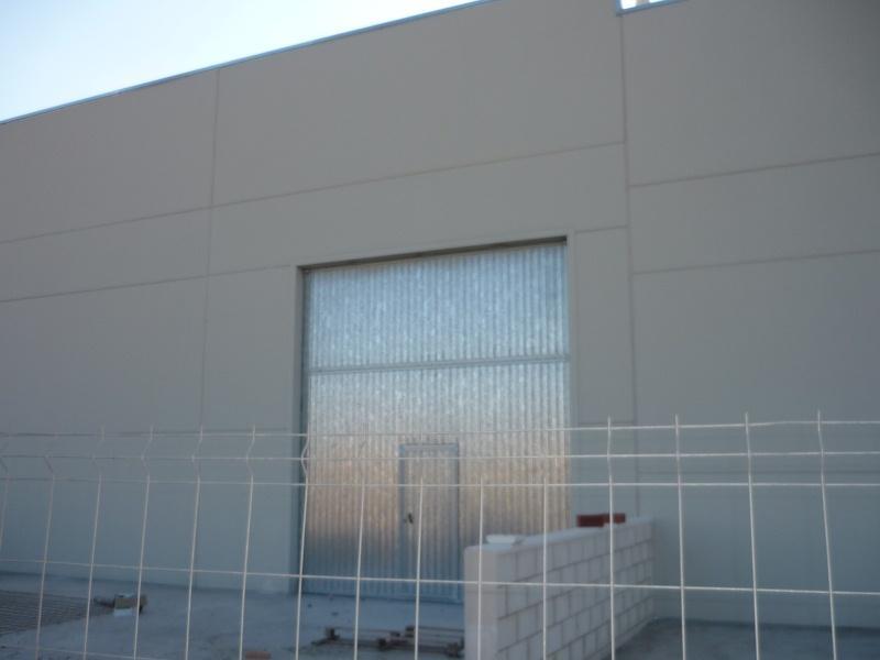 Fachada - Nave industrial en alquiler en polígono Caseta Blanca, Vall d´Alba - 55364626