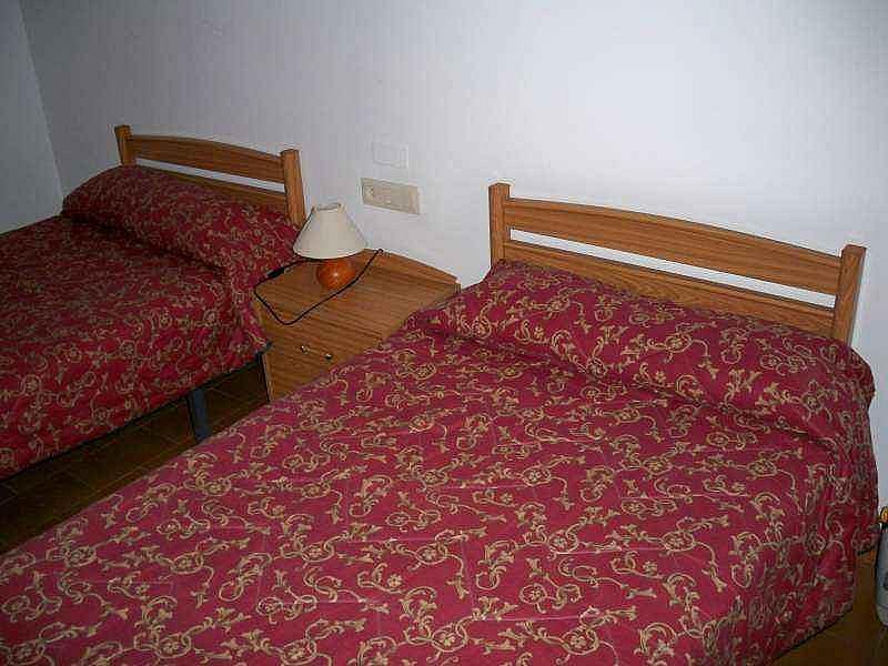 Dormitorio - Piso en alquiler de temporada en calle Virgen de la Vega, Alcalá de la Selva - 124623166