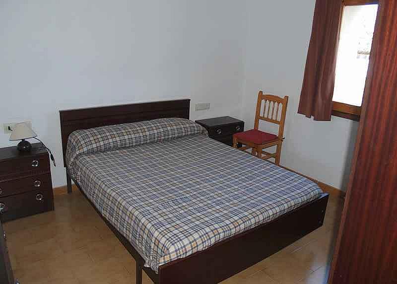Dormitorio - Piso en alquiler de temporada en calle Virgen de la Vega, Alcalá de la Selva - 124623171