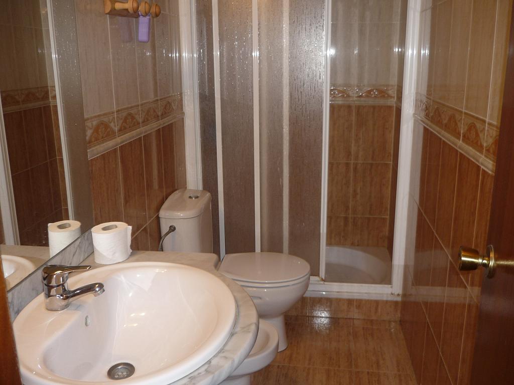 Baño - Casa en alquiler en calle Mayor, Vall d´Alba - 168733379