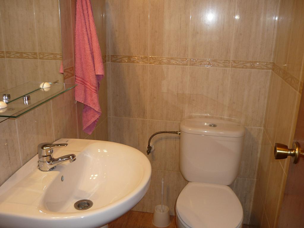 Baño - Casa en alquiler en calle Mayor, Vall d´Alba - 168733414