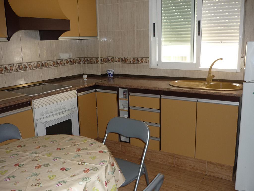 Cocina - Casa en alquiler en calle Mayor, Vall d´Alba - 168733417