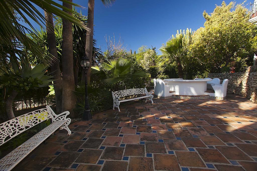 Villa en alquiler de temporada en calle Hungria, Casco Antiguo en Marbella - 254417133
