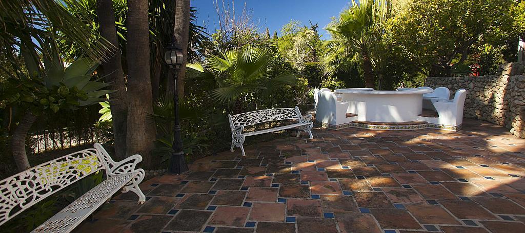 Villa en alquiler de temporada en calle Hungria, Casco Antiguo en Marbella - 254417135