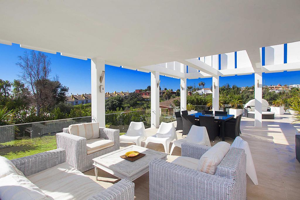 Villa en alquiler de temporada en calle Hungria, Casco Antiguo en Marbella - 254417136