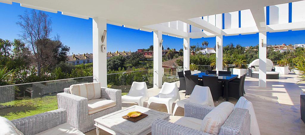 Villa en alquiler de temporada en calle Hungria, Casco Antiguo en Marbella - 254417137