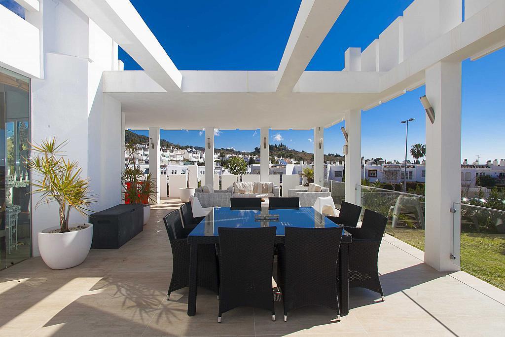Villa en alquiler de temporada en calle Hungria, Casco Antiguo en Marbella - 254417139