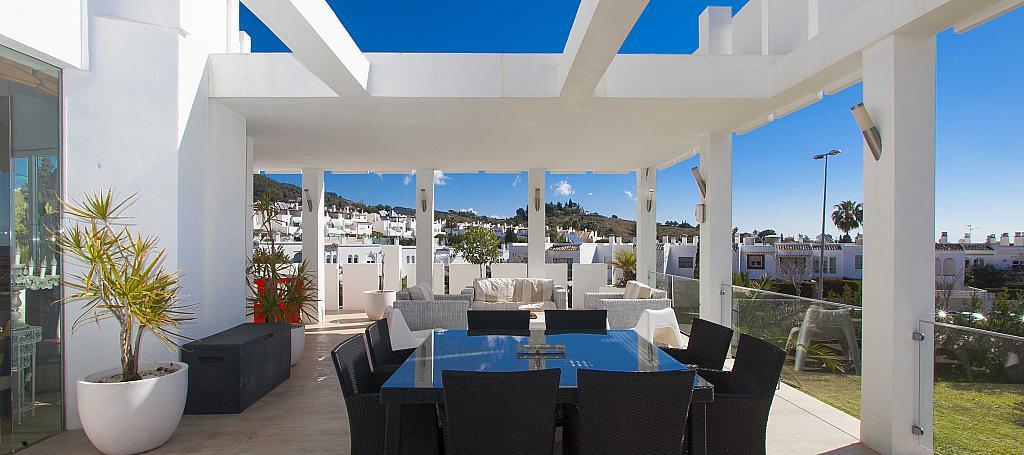 Villa en alquiler de temporada en calle Hungria, Casco Antiguo en Marbella - 254417141