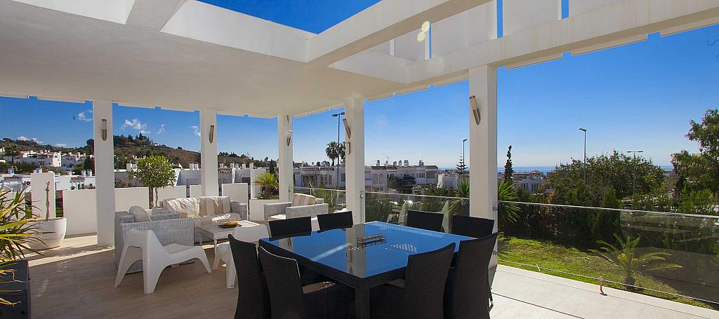 Villa en alquiler de temporada en calle Hungria, Casco Antiguo en Marbella - 254417143