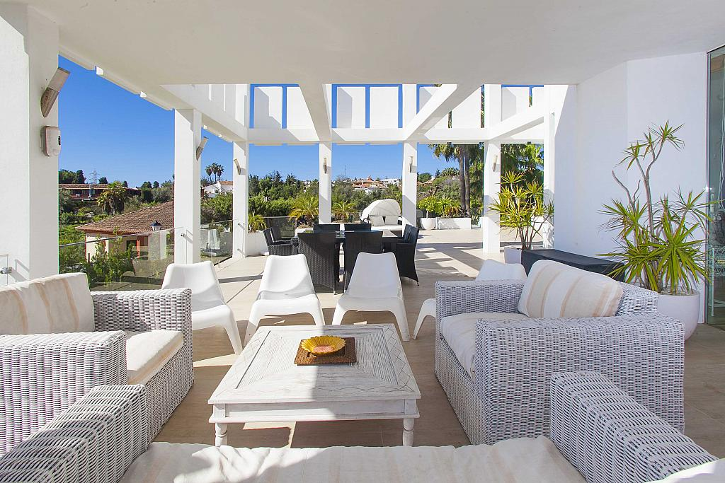 Villa en alquiler de temporada en calle Hungria, Casco Antiguo en Marbella - 254417145