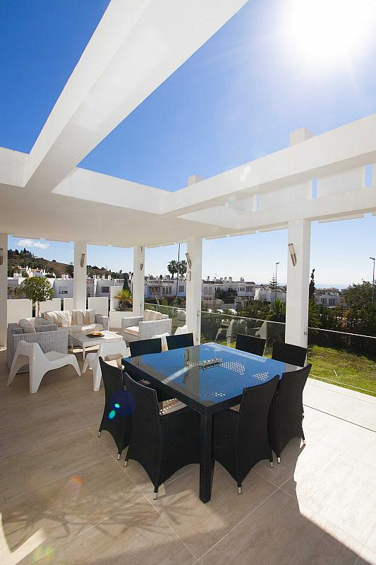 Villa en alquiler de temporada en calle Hungria, Casco Antiguo en Marbella - 254417147