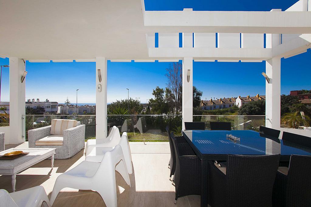 Villa en alquiler de temporada en calle Hungria, Casco Antiguo en Marbella - 254417149