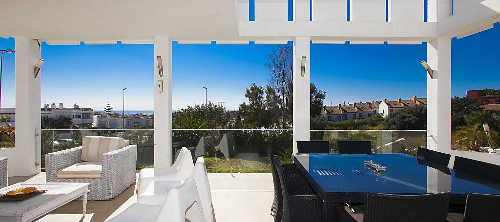 Villa en alquiler de temporada en calle Hungria, Casco Antiguo en Marbella - 254417150