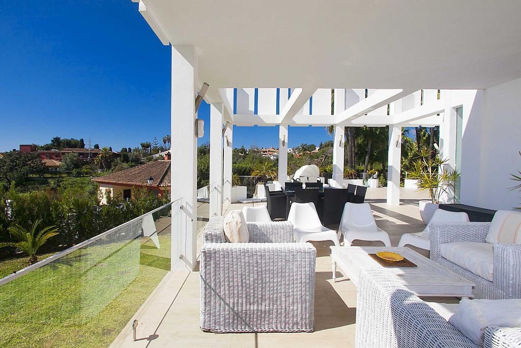 Villa en alquiler de temporada en calle Hungria, Casco Antiguo en Marbella - 254417160
