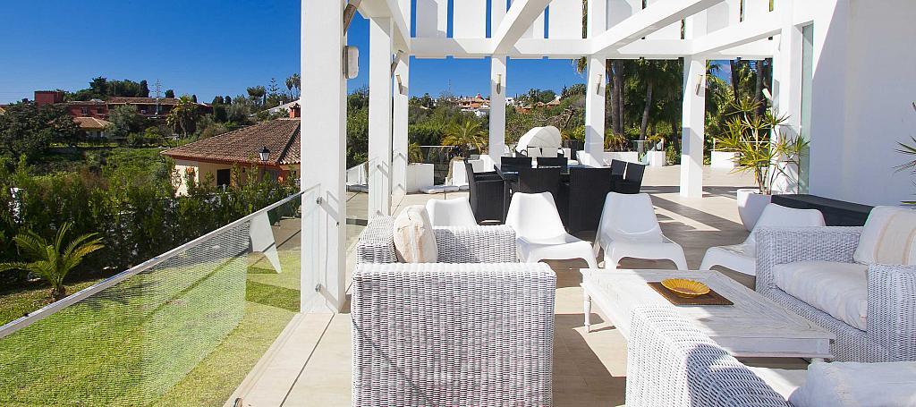 Villa en alquiler de temporada en calle Hungria, Casco Antiguo en Marbella - 254417163