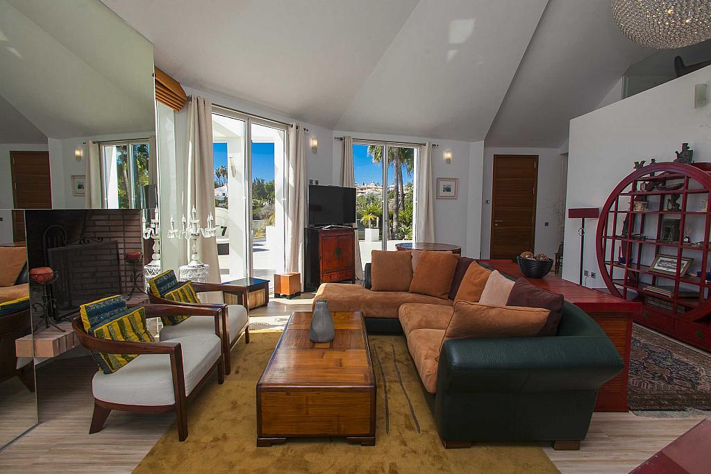 Villa en alquiler de temporada en calle Hungria, Casco Antiguo en Marbella - 254417170