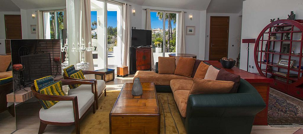 Villa en alquiler de temporada en calle Hungria, Casco Antiguo en Marbella - 254417173