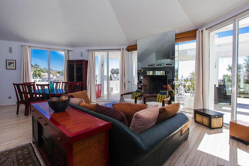 Villa en alquiler de temporada en calle Hungria, Casco Antiguo en Marbella - 254417212