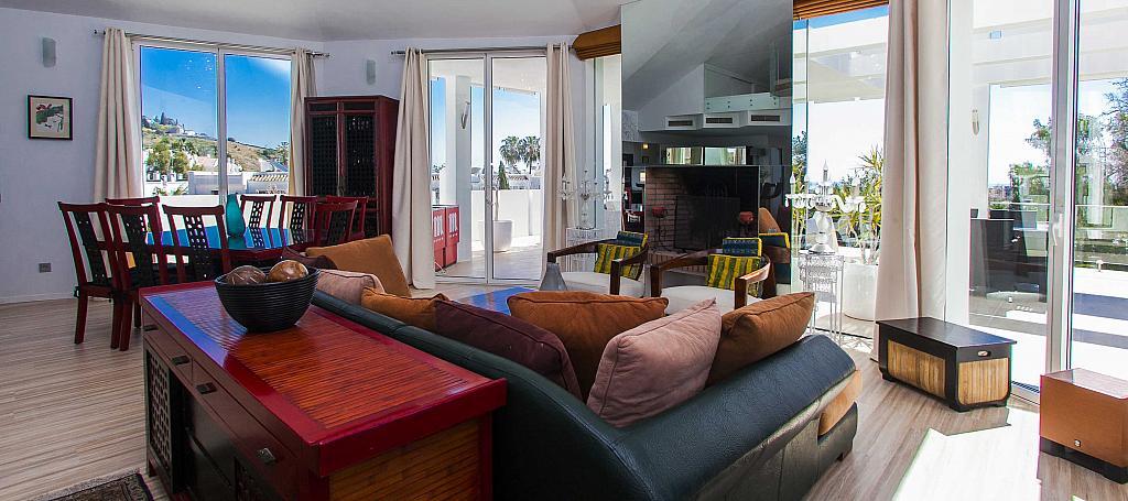 Villa en alquiler de temporada en calle Hungria, Casco Antiguo en Marbella - 254417215