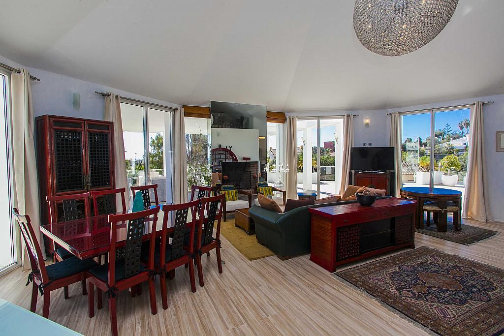 Villa en alquiler de temporada en calle Hungria, Casco Antiguo en Marbella - 254417233