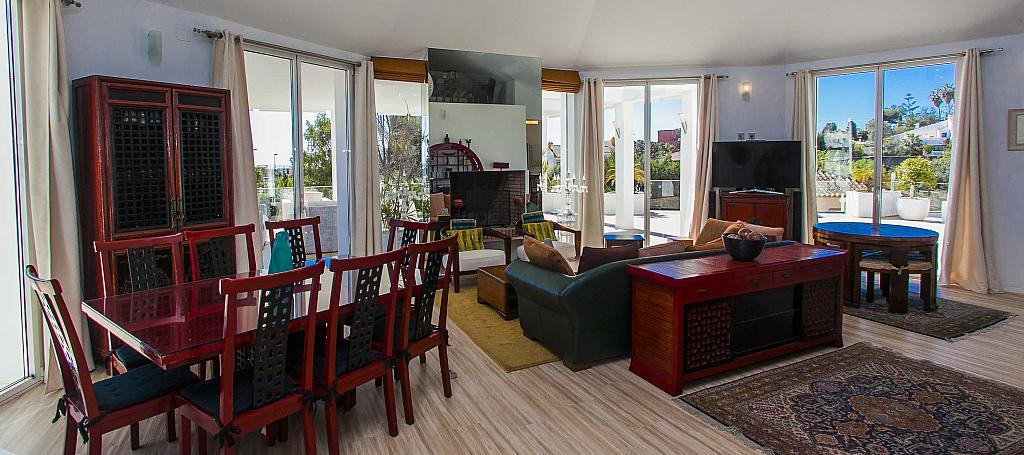 Villa en alquiler de temporada en calle Hungria, Casco Antiguo en Marbella - 254417234