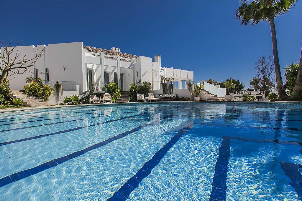 Villa en alquiler de temporada en calle Hungria, Casco Antiguo en Marbella - 254417295