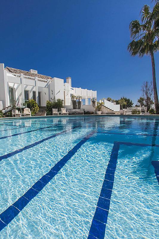 Villa en alquiler de temporada en calle Hungria, Casco Antiguo en Marbella - 254417298