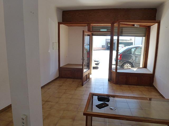 Local comercial en alquiler en calle Reg, Binissalem - 262437612