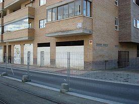 Fachada - Local en alquiler en calle General Militar, Salvador Allende – Parque Goya en Zaragoza - 121377554